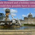 holiday cottage near Castle Howard