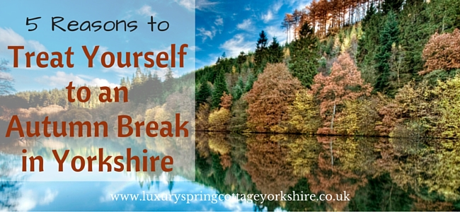 Autumn break in Yorkshire
