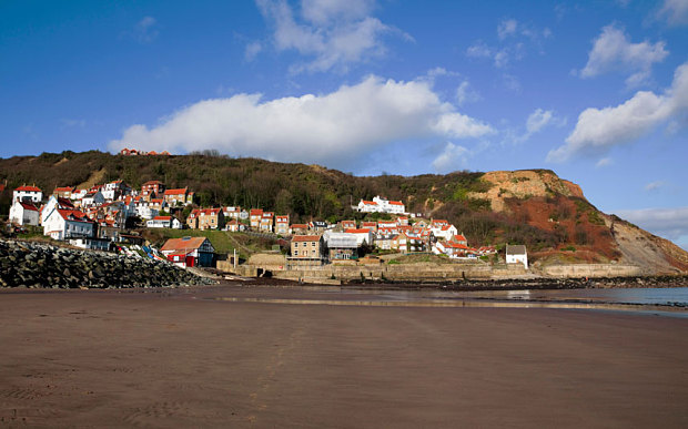 North Yorkshire Coast – Britain's Best Winter Beaches