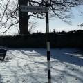 North York Moors Sign