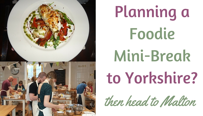 Fancy A Foodie Mini Break To Yorkshire?
