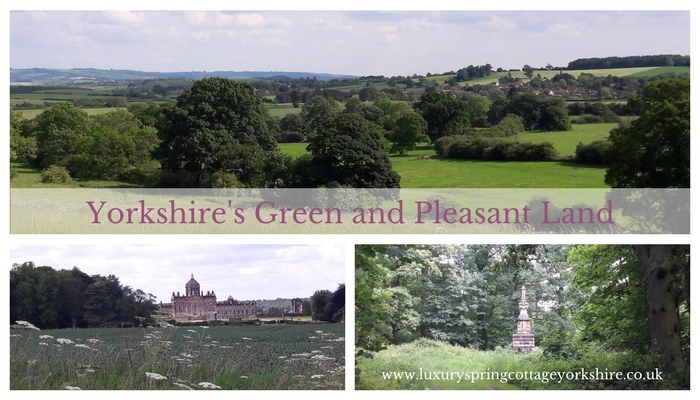 A Walk Near Castle Howard – In Yorkshire's Green And Pleasant Land